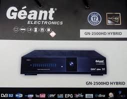 Photo of GN 2500HD HYBRID Latest Software Download 2020