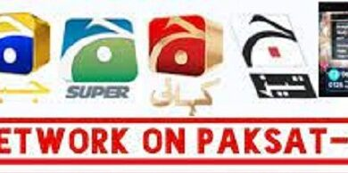Photo of Geo SuperNew Frequency On Paksat 1R at 38.0°E 2021
