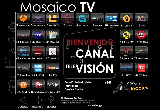 Photo of MOSAICO TV HD New Frequency 2020