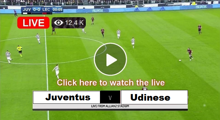 Photo of Juventus vs Udinese – Serie A Live Football Soccer Match 3 Jan 2021
