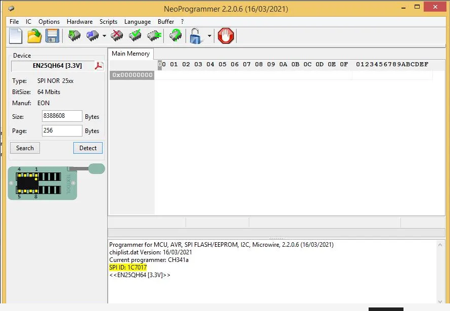 Screenshot_2021-03-30 Ch341a Programmer new software - Specifications and Review