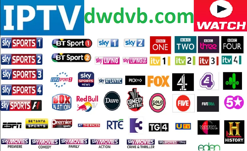 Set top box STB all country IPTV Channel