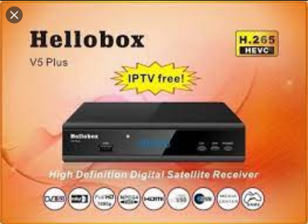 Photo of HelloBox V5 HD Latest software download 2021