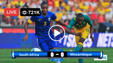 Photo of South Africa VS Mozambique COSAFA Cup H2H Live Football Scores 16 july 2021