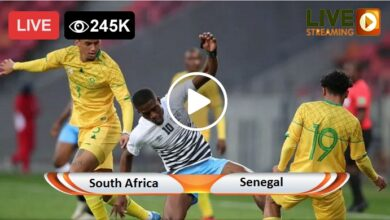 Photo of Senegal VS South Africa COSAFA Cup Live Football Scores 18 july 2021