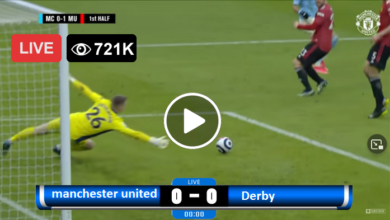 Photo of Manchester United VS Derby Club Friendly Live Football Scores 18 july 2021