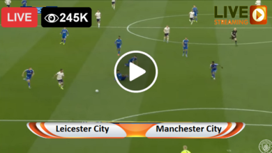 Photo of Leicester City VS Manchester City Live Football Score 7 Aug 2021