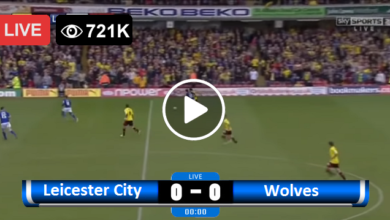 Photo of Leicester VS Wolves LIVE Football Score 14Aug 2021