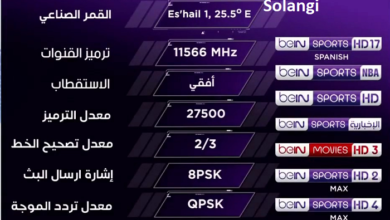 Photo of beIN Sports HD New Biss Key and Frequency 2021