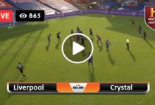 Photo of Liverpool VS Crystal Palace Football Live Score 18 September 2021